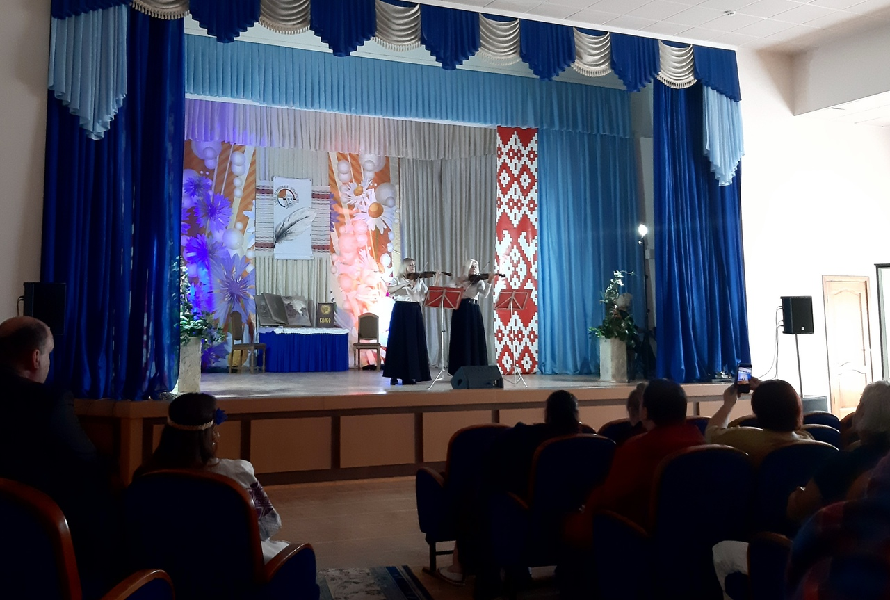 В Лиде состоялась литературное мероприятие, посвященное Дню белорусской письменности.