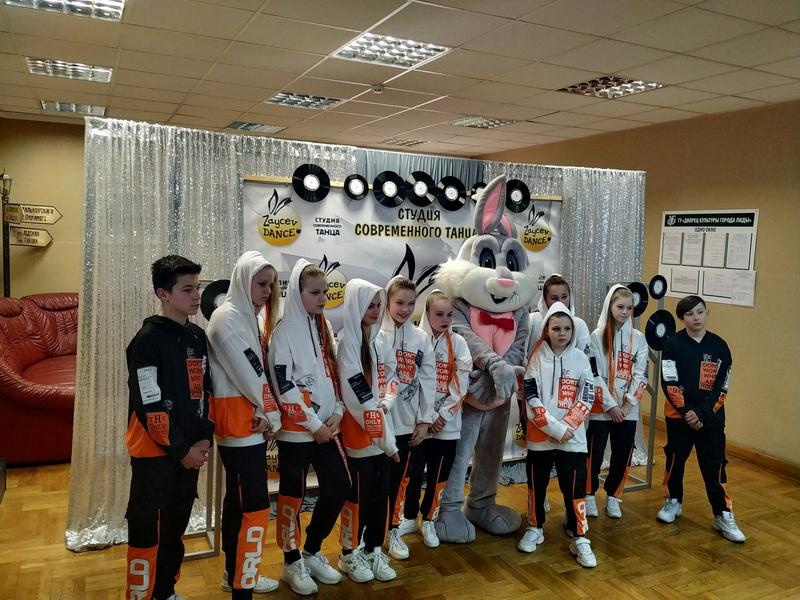 Большой танцевальный марафон «Dance-движ» состоялся во Дворце культуры.