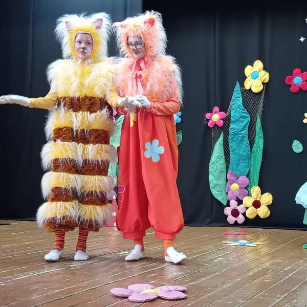 В Слониме состоялся областной фестиваль детских образцовых театральных коллективов «Слонімскія цудадзействы».